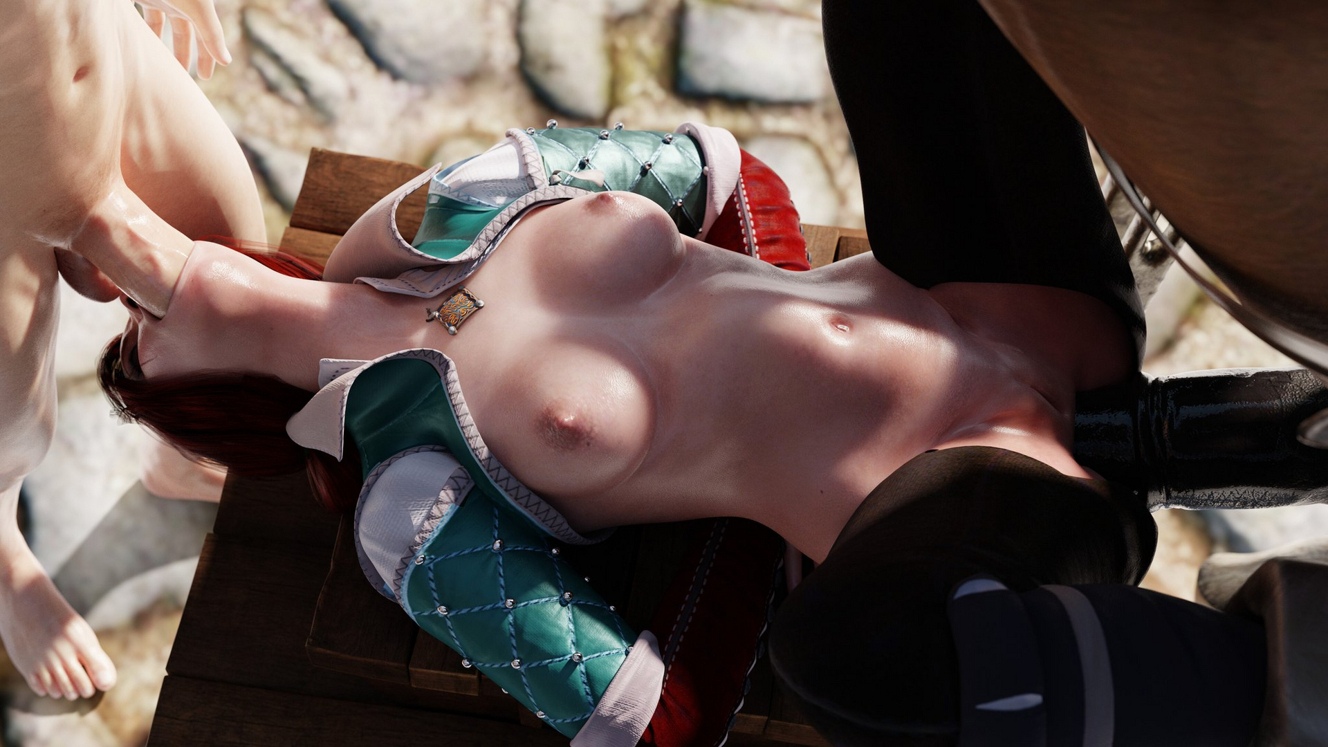triss merigold, triss, the witcher, the witcher 3