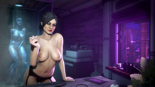 Rule 34 mass effect, miranda, miranda lawson