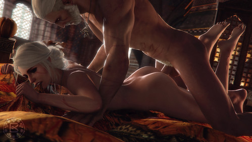 Rule 34 the witcher, the witcher 3