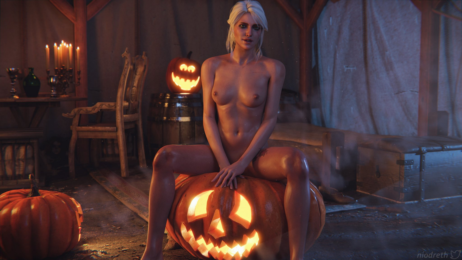 cirilla, ciri, the witcher 3, the witcher