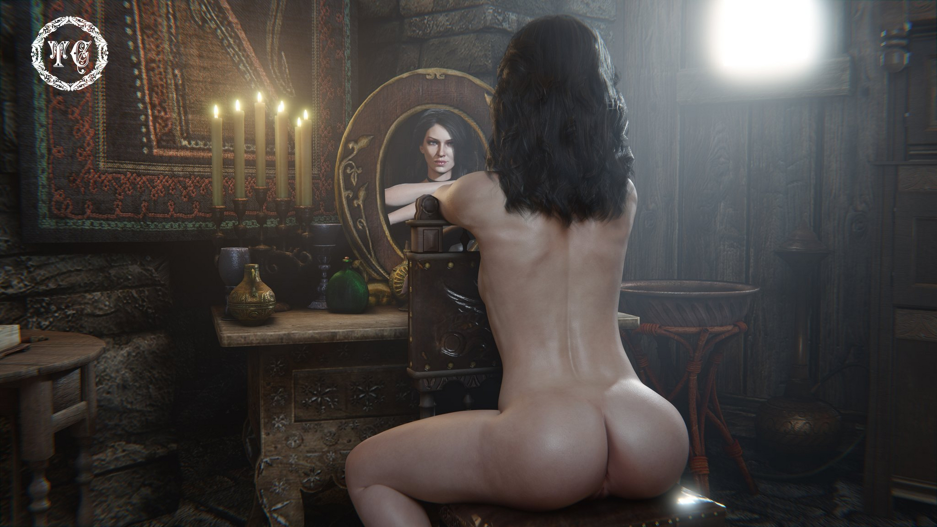 yennefer, yennefer of vengerberg, the witcher, the witcher 3