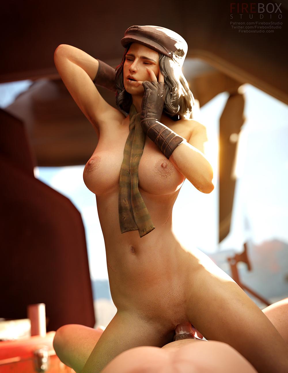 Fallout 4 Piper Rule 34