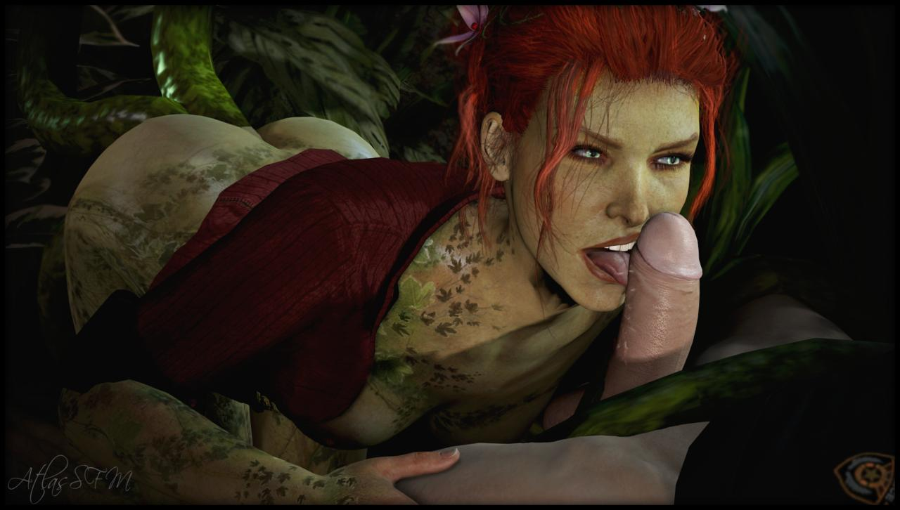 Poison Ivy Rule34