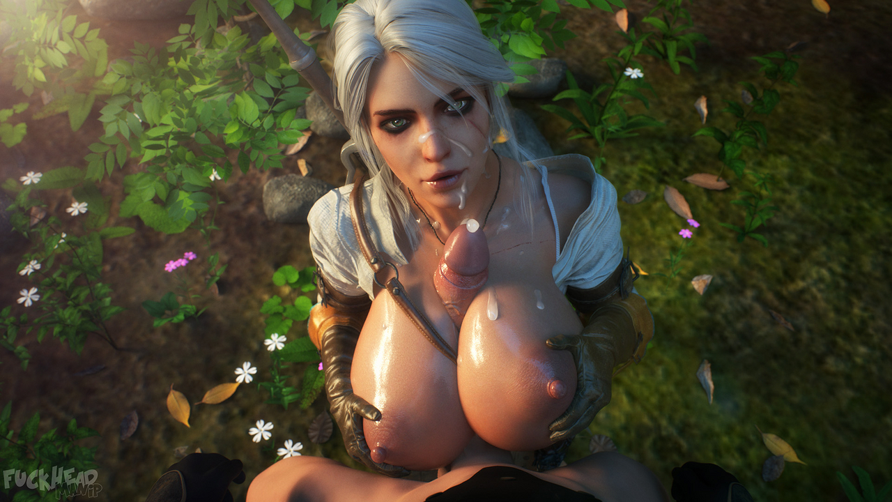 ciri, cirilla, the witcher 3, the witcher