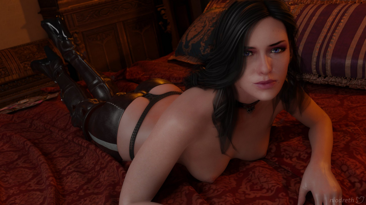 yennefer, yennefer of vengerberg, the witcher 3, the witcher