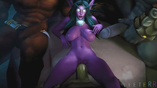 Rule 34 world of warcraft, wow