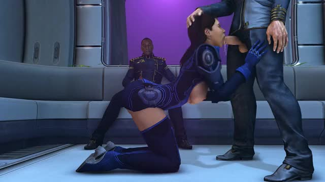 Rule 34 ashley williams, mass effect
