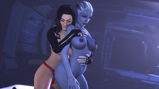 Rule 34 liara t'soni, mass effect, miranda, miranda lawson