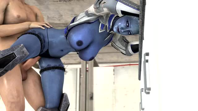 Rule 34 liara t'soni, mass effect