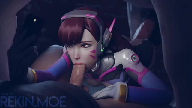Rule 34 d.va, dva, overwatch