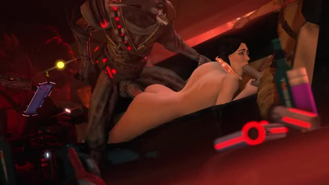 Rule 34 mass effect