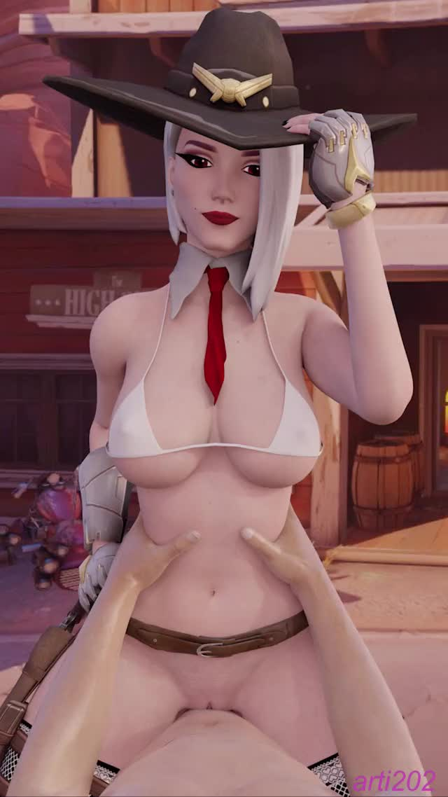 Rule 34 overwatch
