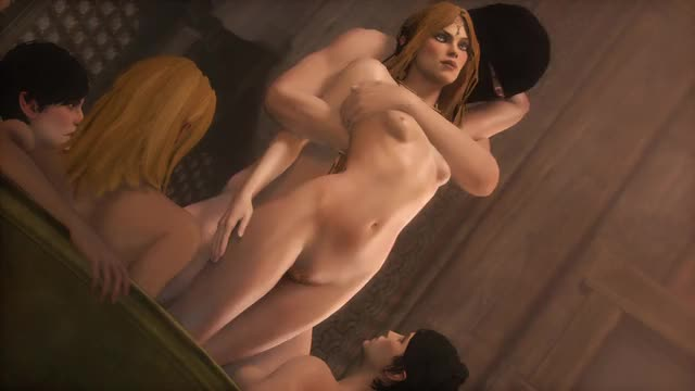 Rule 34 francesca findabair, the witcher