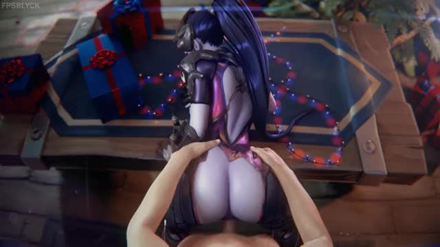 Rule 34 overwatch, widowmaker