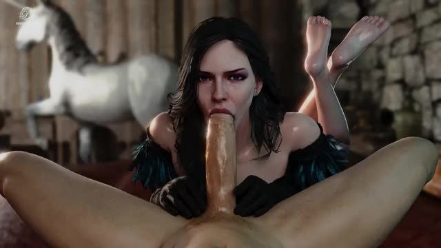 Rule 34 pewposterous, the witcher, yennefer, yennefer of vengerberg